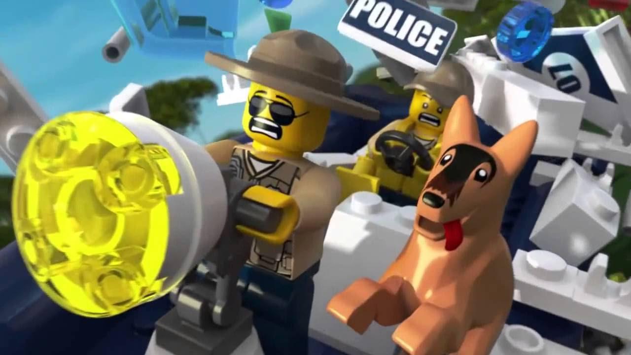 Lego City All Episodes Funniest Mini Movie Hd Blocksvideo