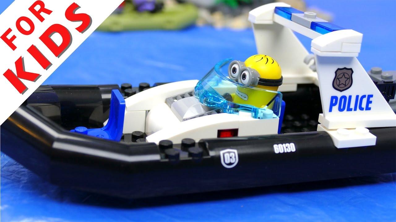Lego Police Hase Prison Break Episode 2 Blocksvideo City Island Maxresdefault 65